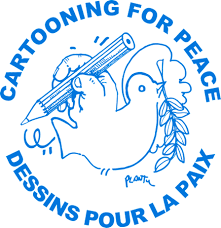 Cartooning for peace - Cercle Condorcet Auxerre